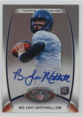 2012 Topps Platinum - [Base] - Refractor Autograph [Autographed] #152 - Bo Levi Mitchell