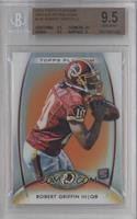 Robert Griffin III [BGS 9.5 GEM MINT]