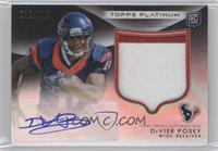 DeVier Posey #/125