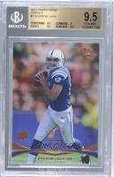 Andrew Luck [BGS 9.5 GEM MINT] #/350