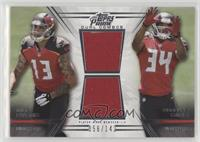 Mike Evans, Charles Sims /142