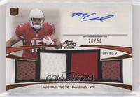 Michael Floyd #/50