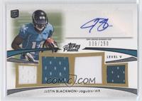 Justin Blackmon #/250