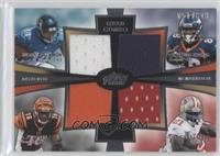 A.J. Green, Justin Blackmon, Demaryius Thomas, Michael Crabtree /610