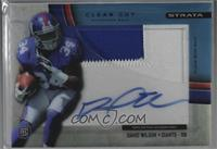 David Wilson [Noted] #/75