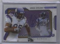 Greg Childs /40
