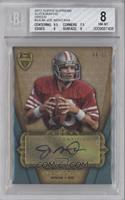 Joe Montana /10 [BGS 8 NM‑MT]