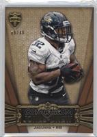 Maurice Jones-Drew #/40