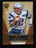 Tom Brady #/40
