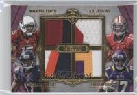 Michael Floyd, Alshon Jeffery, Jarius Wright /5