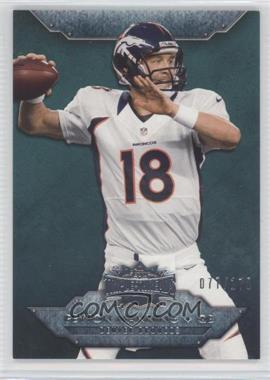 2012 Topps Triple Threads - [Base] - Emerald #100 - Peyton Manning /170