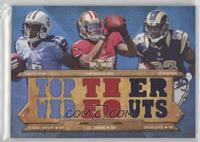 Kendall Wright, Brian Quick, A.J. Jenkins /3