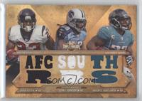 Arian Foster, Chris Johnson, Maurice Jones-Drew /27