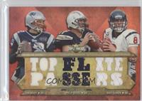 Tom Brady, Philip Rivers, Matt Schaub /36