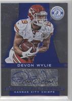 Freshman Phenoms Signatures - Devon Wylie /99
