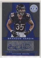 Freshman Phenoms Signatures - Brandon Hardin #/99