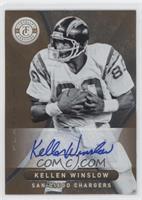 Kellen Winslow #/10