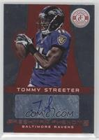 Tommy Streeter [Noted] #/290