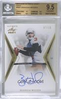 Brandon Weeden [BGS 9.5 GEM MINT] #/10