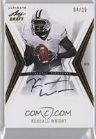 Kendall Wright #/10