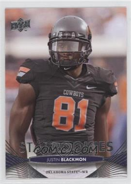 2012 Upper Deck - [Base] #289 - Justin Blackmon