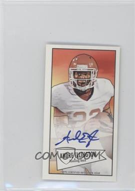 2013 Bowman - Autograph Mini Cards 1952 Design - [Autographed] #52B-AE - Andre Ellington