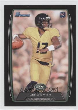 2013 Bowman - [Base] - Black #150 - Geno Smith