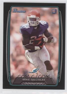 2013 Bowman - [Base] - Black #151 - Mike Gillislee