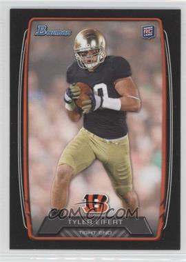 2013 Bowman - [Base] - Black #170 - Tyler Eifert