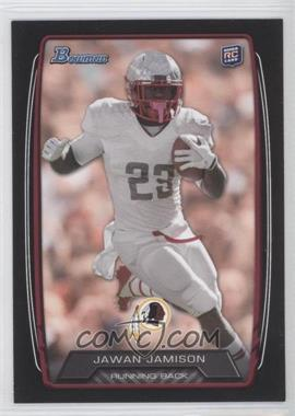 2013 Bowman - [Base] - Black #216 - Jawan Jamison
