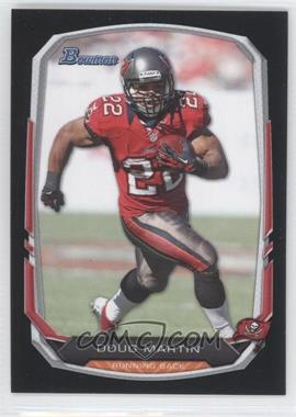 2013 Bowman - [Base] - Black #85 - Doug Martin