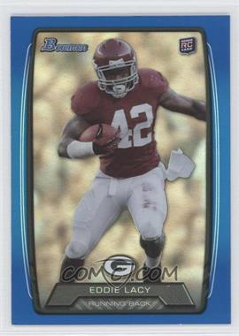 2013 Bowman - [Base] - Blue Rainbow Foil #140 - Eddie Lacy /499