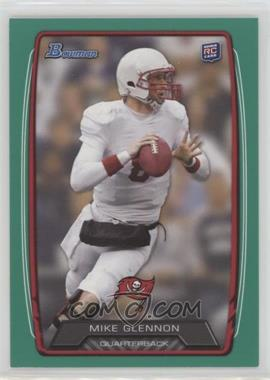 2013 Bowman - [Base] - Green #128 - Mike Glennon /99
