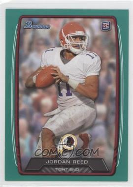 2013 Bowman - [Base] - Green #162 - Jordan Reed /99