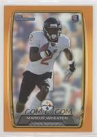 Markus Wheaton /299 [EX to NM]