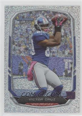 2013 Bowman - [Base] - Silver Ice #16 - Victor Cruz