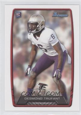 2013 Bowman - [Base] #112 - Desmond Trufant