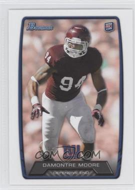 2013 Bowman - [Base] #174 - Damontre Moore