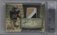 Kenny Stills [BGS 9 MINT] #/1
