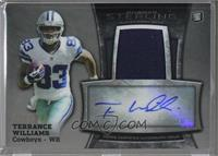 Terrance Williams [Noted] #/200