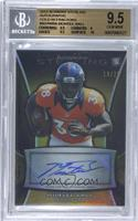 Montee Ball /25 [BGS 9.5 GEM MINT]