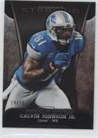 Calvin Johnson Jr. /75