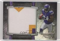 Cordarrelle Patterson [Noted] #/50