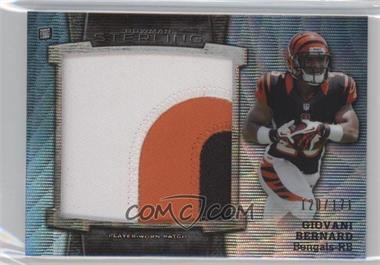 2013 Bowman Sterling - Box Topper Jumbo Rookie Patch #BSJRP-GB - Giovani Bernard /171