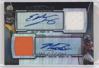 Eddie Lacy, Montee Ball #/35