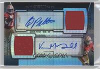 Quinton Patton, Vance McDonald /35