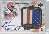 Rookie Signature Patch Tier 2 - Mike Gillislee /125