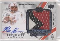 Rookie Signature Patch Tier 2 - Mike Glennon #/125