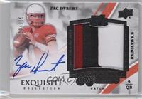 Rookie Signature Patch Tier 2 - Zac Dysert /125