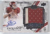 Rookie Signature Patch Tier 2 - Landry Jones #/125